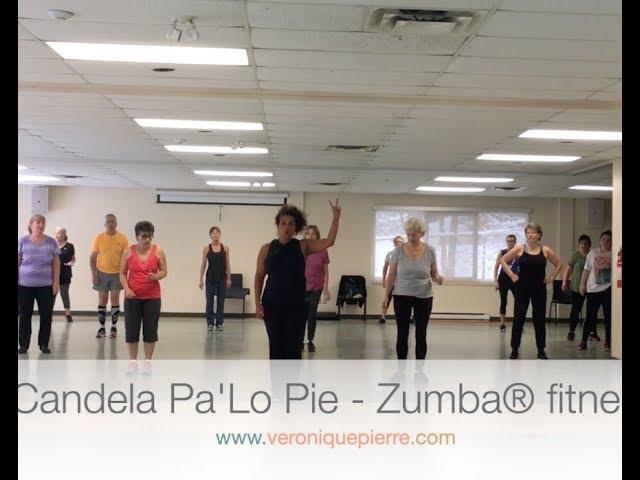 Candela Pa'lo Pie - Zumba(r) fitness
