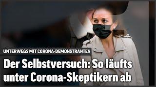 Unterwegs mit Corona-Demonstranten | Undercover | S3 E1