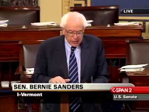 Bernie Sanders: Promoting Community Health (10/23/2007)