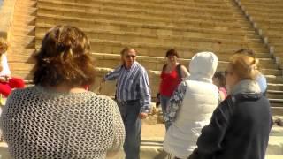 Экскурсии по Израилю-Кейсария-Хайфа-Акко(Компания Travis Israel приглашает гостей и жителей Израиля в удивительное путешествие по красивейшим городам..., 2013-04-09T06:14:08.000Z)