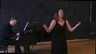 Dis moi que je suis belle (Thaïs' aria Act 2) from Thaïs by Massenet