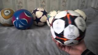 Обзор гандбольных футбольных мячей