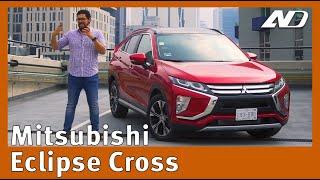 Mitsubishi Eclipse Cross - La sorpresa del año