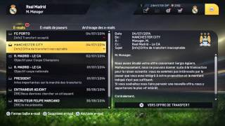 FIFA 15:Carrière manager Real Madrid #0 Transferts¡!