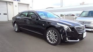 2017 New Cadillac CT6 Platinum 3.6L AWD - Exterior & Interior