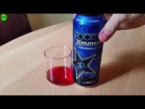 Let´s Drink: Rockstar Xdurance Blueberry (DE)