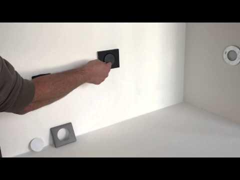 comment contr ler distance sans fil 4 ca lampes par 4 doovi. Black Bedroom Furniture Sets. Home Design Ideas