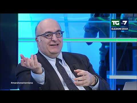 Speciale TG La7 Elezioni Europee 2019 - #maratonamentana (prima parte)