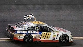 Repeat youtube video Dale Earnhardt Jr. wins the Daytona 500