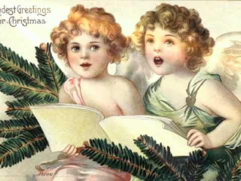 Noel Nouvelet - Vasari Singers - Victorian Christmas Cards