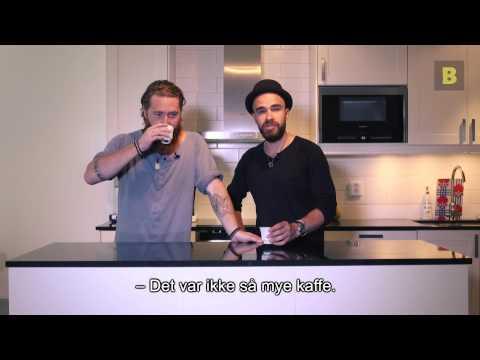Svensker tester norsk mat!