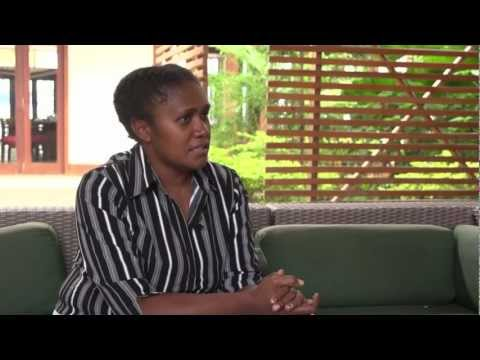 Practical Household Activities Key To Involving Women In Decision Making In Solomon Islands