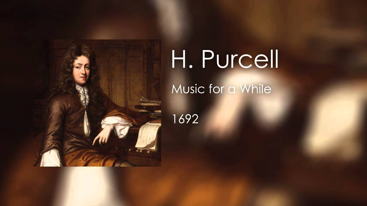 3 Music For A While Purcell Youtube