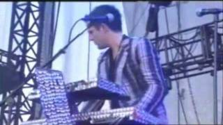 The Killers - Midnight Show live at Lollapalooza 2005.