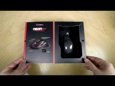 Rosewill NEON M62 Optical RGB Gaming Mouse Review