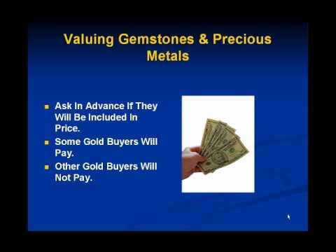 Do CT Gold buyers purchase precious gemstones?