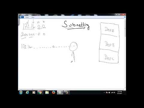 TAMIL CCNA   Part 5 Subnetting part 1