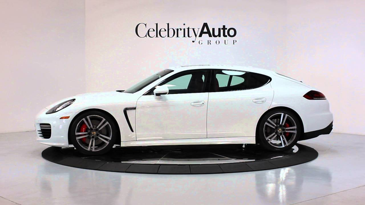 2014 porsche panamera gts white red 133 990 msrp youtube. Black Bedroom Furniture Sets. Home Design Ideas
