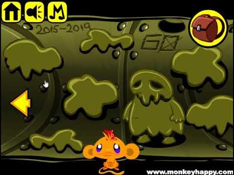 Monkey Go Happy Stage 313 (Счастливая обезьянка: Уровень 313)