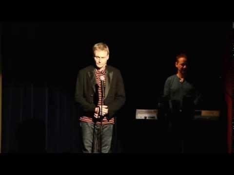 Thomas Nicoai: Der maritime Adelbert (Max Raabe Parodie)