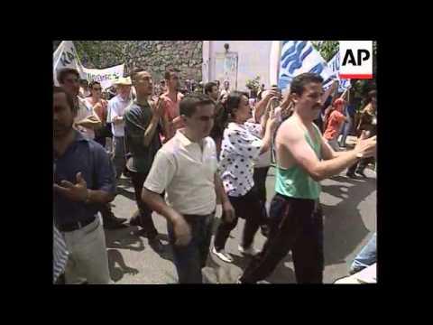 Algeria - Clashes against Arabic legislation