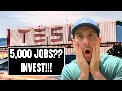 TESLA GIGAFACTORY COMING TO AUSTIN! 5K JOBS!!! - Tesla in ...