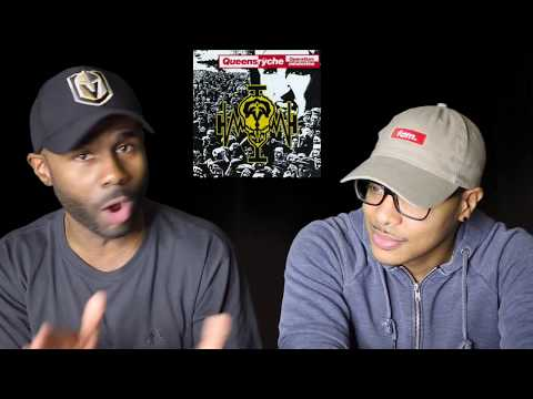 Queensryche - Eyes Of A Stranger (REACTION!!!)