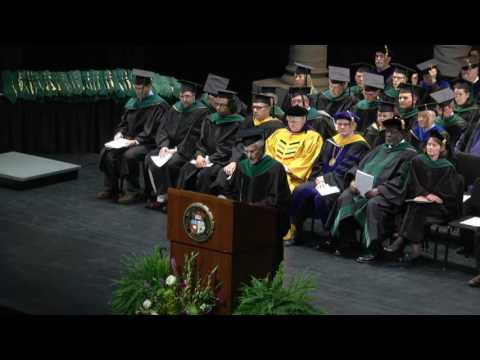Commencement 2016 - University of Missouri School of Medicine