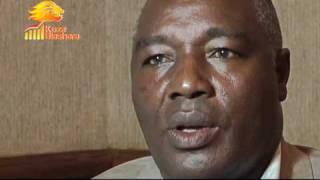 Coffee farming  in Kenya: Raymond Gitau