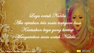Melissa-Cinta Untuk Nabila