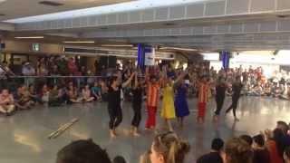 Sunday Salsa at Robson Square:  Filipino Dance Performance