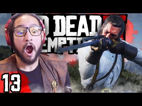 LEFT FOR DEAD : Red Dead Redemption 2 Part 13
