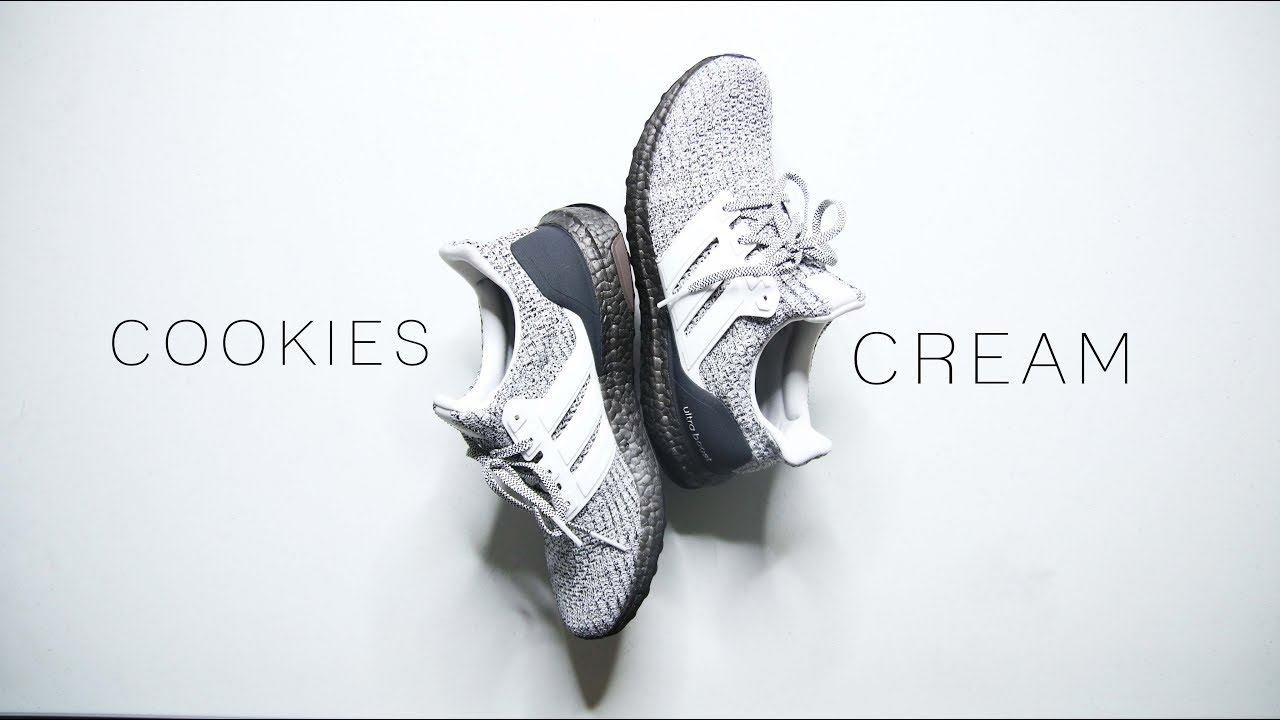 b46074570a295 Adidas ULTRABOOST 4.0 Cookies and Cream Oreo    Tastier than the 3.0 ...