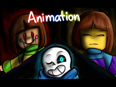 Megalomaniac - Undertale Animation (Glitchtale # 1)