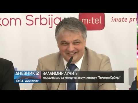 RTRS i Telekom Srbije potpisali ugovor o distribuciji TV signala širom planete
