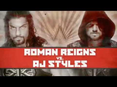 WWE Extreme Rules Kickoff: May 22, 2016