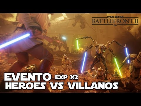 Hablando de temas IRÓNICOS - Evento de Star wars: Battlefront 2 thumbnail