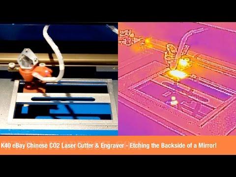 K40 Laser – DIY 3D Tech