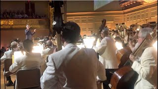 A Snippet of my Symphonic Journey Experience