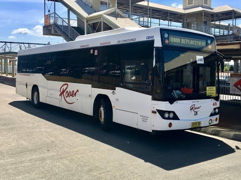 Rover Coaches Bus 49 (MAN 18.280 - Custom Coaches CB60 Evo2)