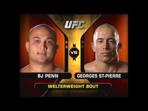 UFC 58 Georges St-Pierre Vs  BJ  Penn HD