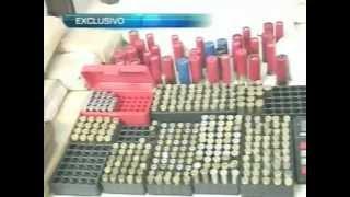 A facilidade em comprar armas no Paraguai