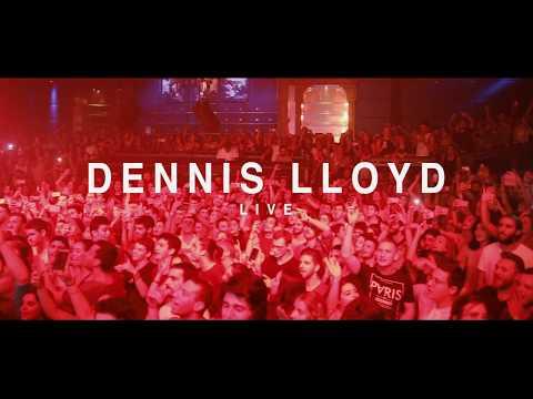 Dennis Lloyd - Playa (Say That) [LIVE]