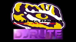 Survivor - Eye of the Tiger REMIX (by DJ Rute) Dance Edit