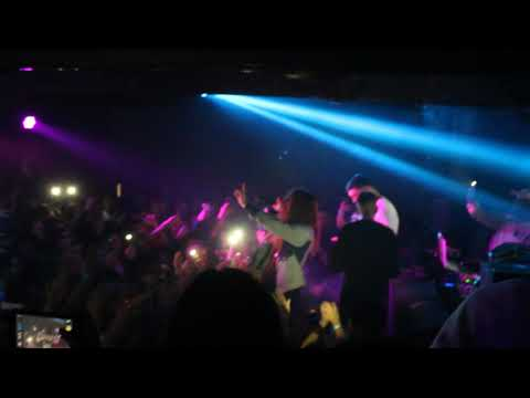 Yung Pinch - Rock With Us LIVE Performance