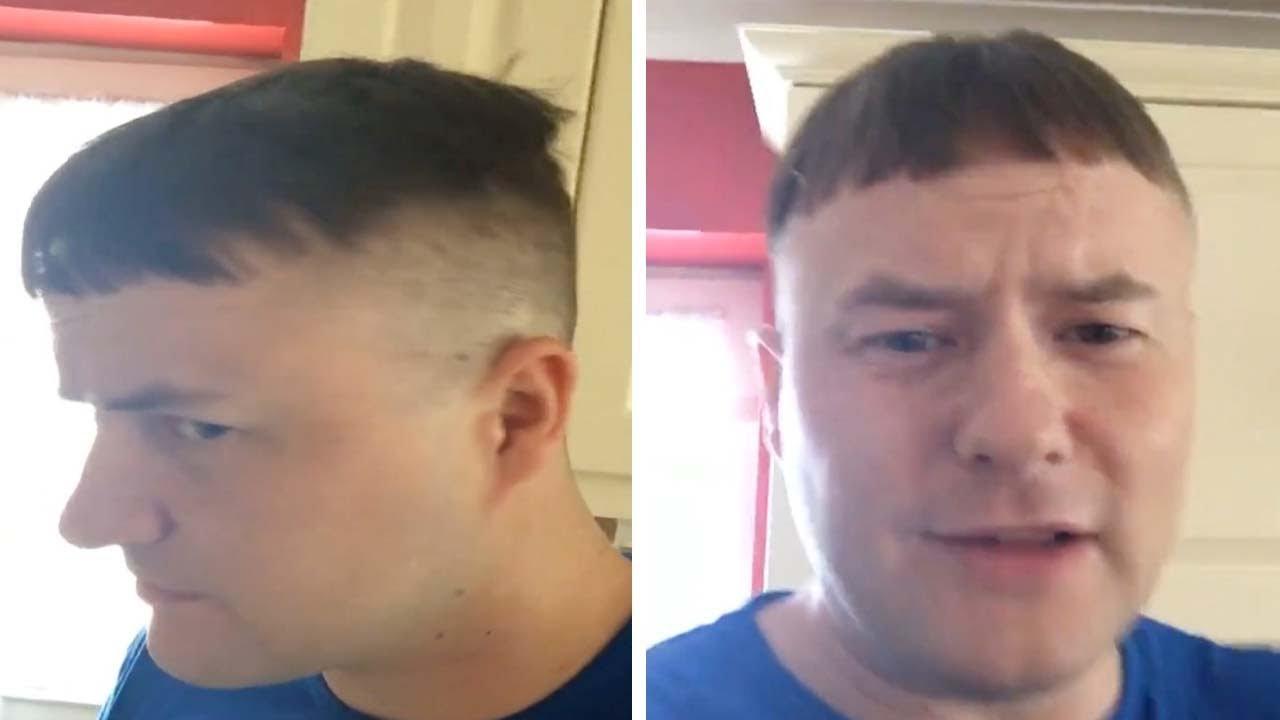 Man Is Furious At Dumb And Dumber Haircut