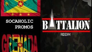 [SPICEMAS 2015] Tallpree - King Jab - Battalion Riddim - Grenada Soca 2015