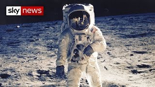 First Moon Landing: NASA Releases New Video