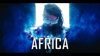 Toto - AFRICA but it's CYBERPUNK/SYNTHWAVE/SPACE ROCK feat. @Rudy Ayoub & our Patrons