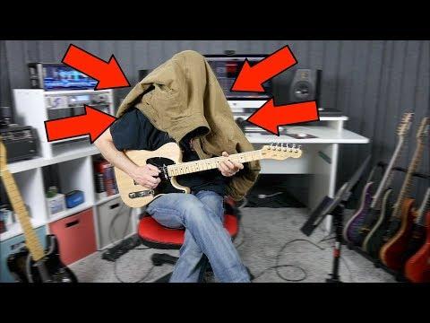 Blindfold Guitar Challenge